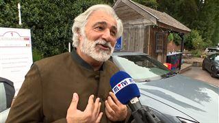 Alexandre Bouglione évoque son rôle de parrain du Rallye Star Télévie, qui aura lieu le 12 septembre
