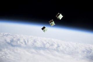 Le satellite Simba de l'IRM fête son premier anniversaire en orbite