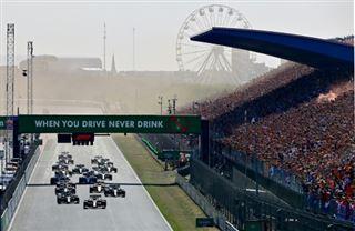 GP des Pays-Bas- une ambiance dingue et une pub fantastique pour la F1
