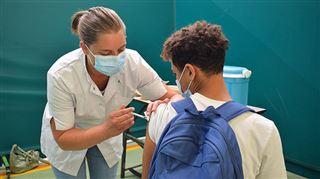 Coronavirus- en Wallonie, plusieurs scénarios à l'étude pour la suite de la vaccination