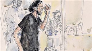 Procès des attentats de Paris JOUR 2- Ils sont en prison et n'ont rien fait, Salah Abdeslam fait un nouvel esclandre