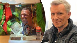 Un an pile après la mort de Bertrand-Kamal, Denis Brogniart partage un long hommage émouvant (photo)