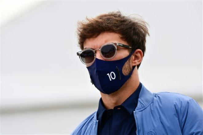 Mon tour arrivera- un an après sa victoire à Monza, Gasly garde la foi