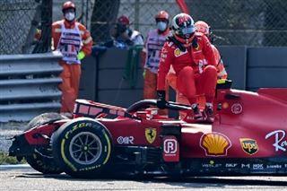 GP d'Italie- Mercedes domine la seconde séance d'essais libres