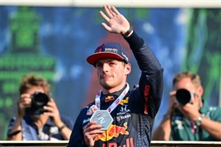 F1- Verstappen en pole position du GP d'Italie, Hamilton partira 4e