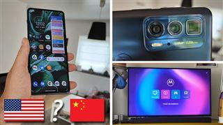 Les tests de Mathieu- Motorola est de retour en force, que vaut son dernier smartphone ?