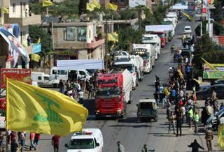 Crise au Liban- arrivée du fioul iranien acheminé par le Hezbollah