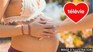TÉLÉVIE - Marie, 28 ans, enceinte malgré la chimiothérapie- Une réelle victoire par rapport à la maladie