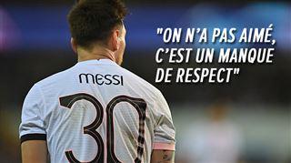 Le directeur sportif du PSG affirme que les chiffres du salaire de Messi sont très loin de la réalité 5
