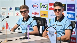 Les mondiaux de cyclisme commencent demain- voici les heures de départ de Remco Evenepoel et Wout Van Aert 3