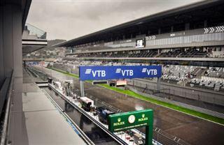 GP de Russie de F1- la météo se calme, les qualifications maintenues à l'heure prévue