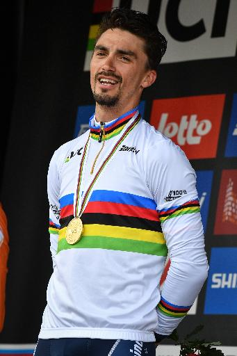 Mondiaux de cyclisme - Alaphilippe