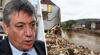 Inondations- Jan Jambon propose d'aider la Wallonie avec un prêt