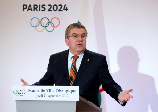JO: When Thomas Bach worries in regards to the outcomes of the French three years from Paris-2024