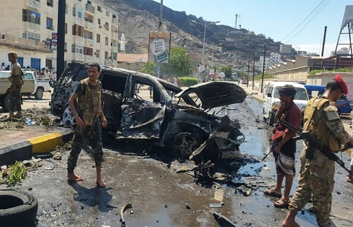 Attentat au Yémen contre un convoi officiel, au moins 5 morts