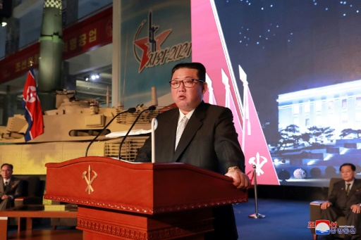 Corée du Nord: Kim Jong Un accuse Washington d'être la
