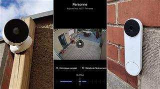 Les tests de Mathieu- Google se met à la surveillance SANS FIL de votre maison, que valent sa caméra et sa sonnette ?