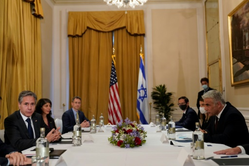 Rencontre USA-Israël-Emirats pour relancer la dynamique des accords de normalisation