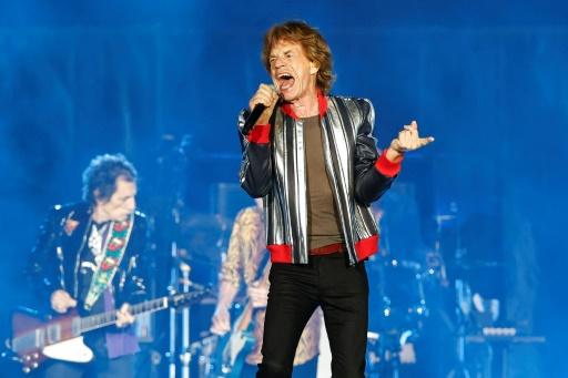 Sur scène, les Rolling Stones ne jouent plus