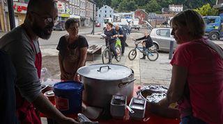 Inondations historiques, 3 mois après- voici comment la Croix-Rouge compte dépenser les 40 millions d'euros de dons reçus