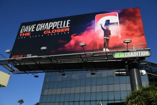 Un spectacle de Dave Chappelle jugé transphobe crée des remous chez Netflix