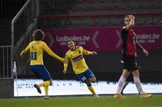 1B Pro League - Le RWDM battu 1-2 par Westerlo, qui creuse l'écart en tête