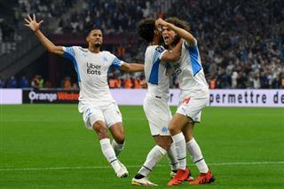 L1- Marseille remonte sur le podium, Saint-Etienne descend vers les enfers