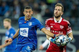 Jupiler Pro League - Gand a frappé deux fois contre Eupen, qui reste troisième