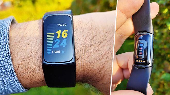 Les tests de Mathieu- la référence du bracelet d'activité s'améliore encore, que vaut le Fitbit Charge 5 ?