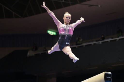 Gym: without Biles, Melnikova was crowned world champion in the All-Around