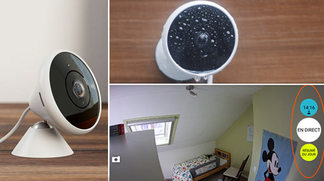Intérieure/extérieure, avec ou sans câble, stockage gratuit dans le cloud: cette caméra de surveillance est un vrai couteau suisse