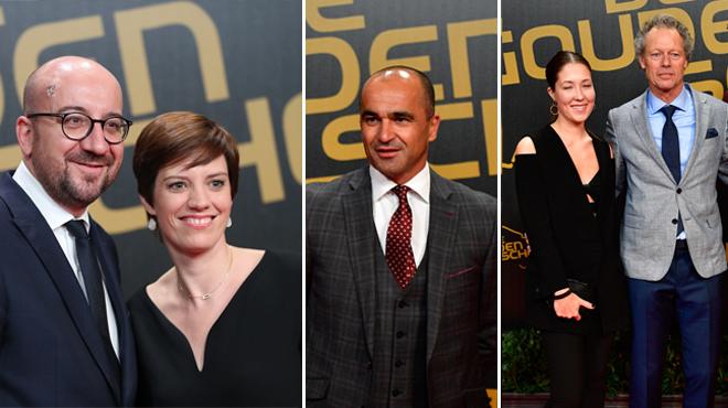 Soulier d'Or: il y avait du beau monde sur le tapis rouge (photos)