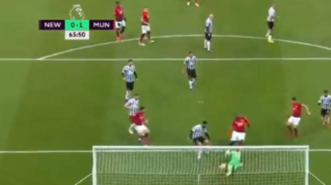 Romelu Lukaku marque 38 secondes après sa montée au jeu contre Newcastle (vidéo)