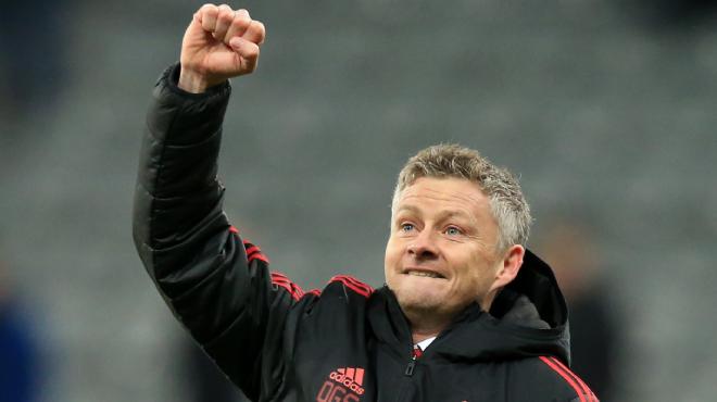 Ole Gunnar Solksjaer se positionne: il veut rester à Manchester United