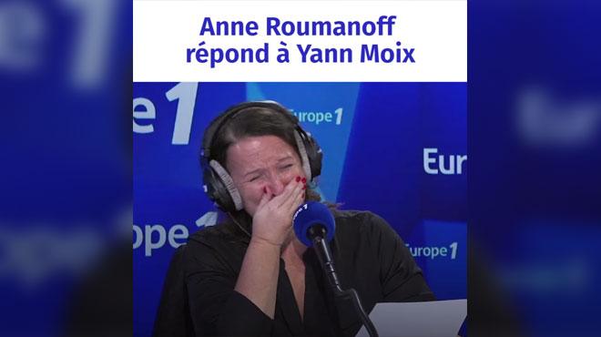 Yann Moix et les femmes de 50 ans: la réponse PARFAITE d'Anne Roumanoff (vidéo)
