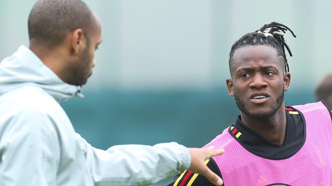 Michy Batshuayi à Monaco? Thierry Henry s'exprime