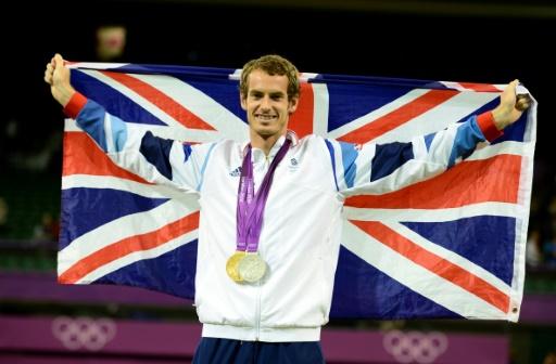 Tennis: cinq moments clés de la carrière d'Andy Murray
