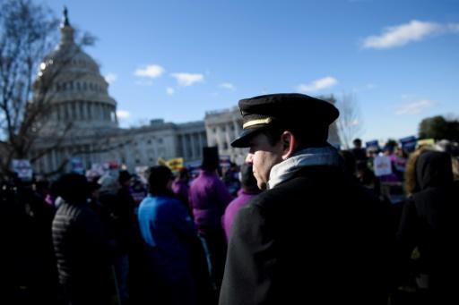 """Avec le """"shutdown"""", la sécurité du transport aérien en question"""