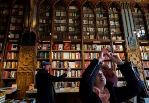 Lello, une librairie centenaire au coeur de Porto qui s'est sauvée avec l'aide de Harry Potter