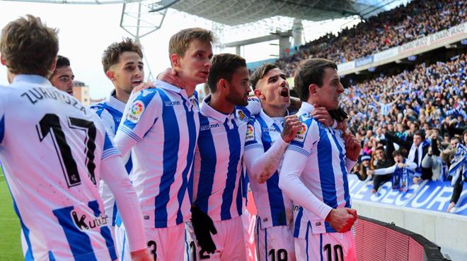 Adnan Januzaj sort vainqueur du BOUILLANT derby basque (vidéo)