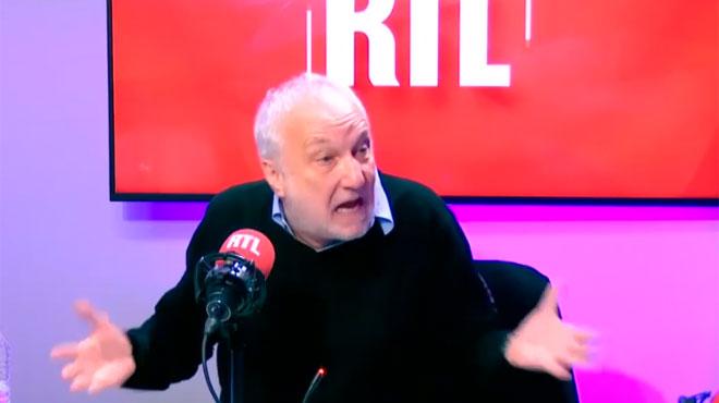 """François Berléand: """"Moi, depuis le début, ils me font chier les gilets jaunes"""""""