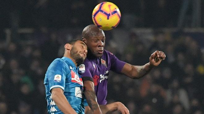 Dries Mertens et Naples stoppés par la Fiorentina, Kevin Mirallas sort blessé (vidéo)
