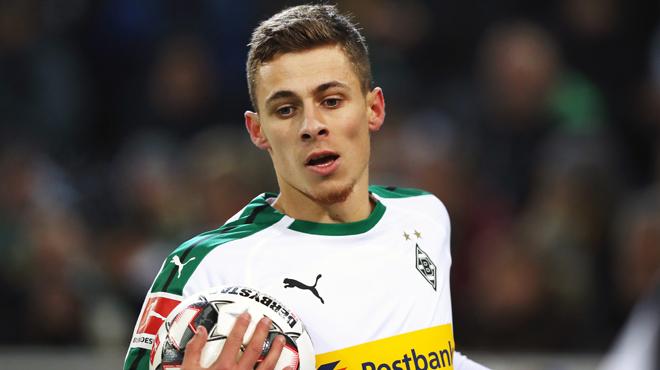 Thorgan Hazard va-t-il jouer avec un de ses frères à Mönchengladbach?