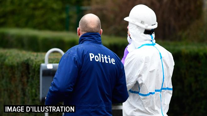 """Dilbeek: la police recherche le corps de Mohamed dans une maison """"qui cache un trésor"""""""