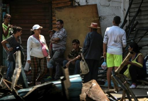 """""""On a faim!"""" : Maracaibo, la capitale pétrolière du Venezuela, mise à sac"""