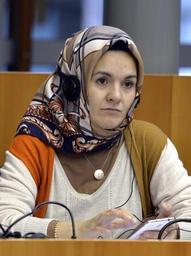 Mahinur Ozdemir ne se présentera pas aux élections