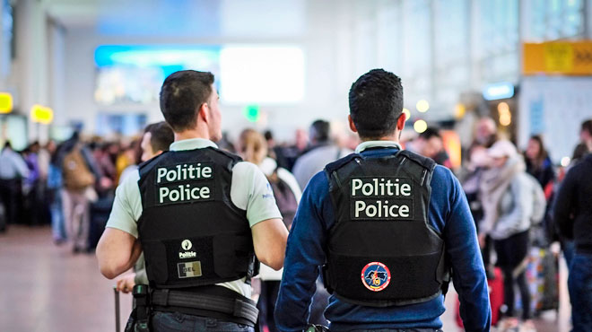 Un homme arrêté à l'aéroport de Bruxelles: il a tenté de faire passer 7 kilos d'ecstasy