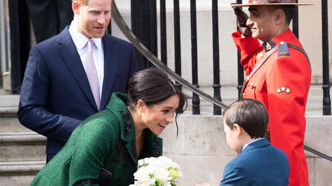 Le Prince Harry et Meghan Markle recherchent une nounou: où se cache Mary Poppins?