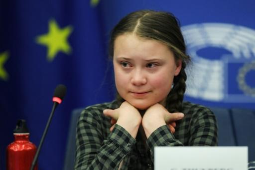 Climat: Greta Thunberg lance un appel à voter aux européennes