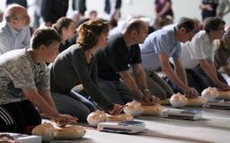 Les chances de survie après un arrêt cardiaque sont trop faibles en Belgique: chaque jour, il y a 30 victimes et seuls deux s'en sortent